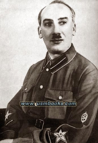 Genrikh Yagoda the jewish hitler communist jews bolshevik jewish men