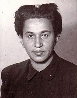 Ghizela_Vass communist jewess jewish women communism