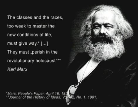 karl marx  communist jew jewish men