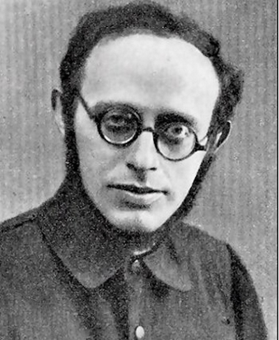 Karl Radek jewish men bolshevik communist jew
