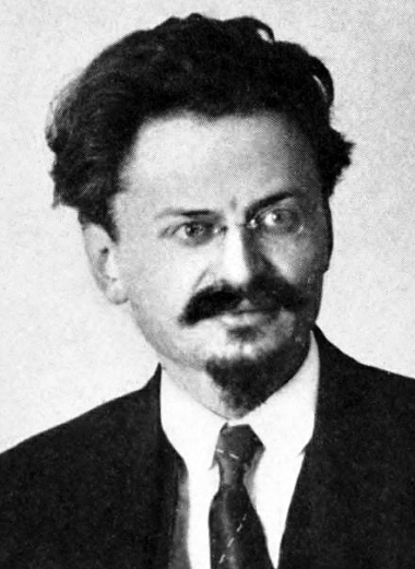Leon Trotsky jewish men bolshevik communist jew